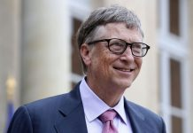Bill Gates au casting de The Big Bang Theory