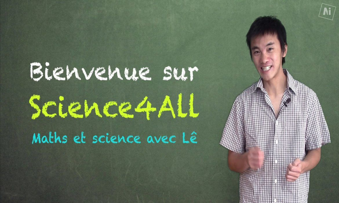 Gros plan sur Science4all
