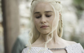 Pour la saison 8 de Game of Thrones, Emilia Clarke change son look